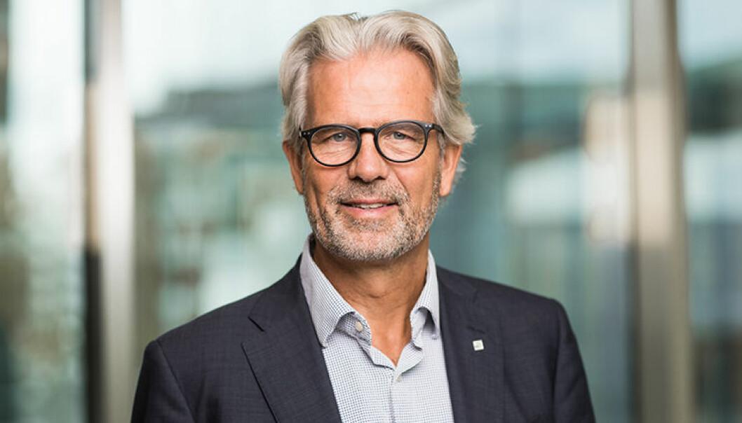 UTFORDRENDE: Ny karanteneregler for utenlandske arbeidstakere kan skape utfordringer for fremdriften i byggeprosjekter, sier Jon Sandnes i BNL. (