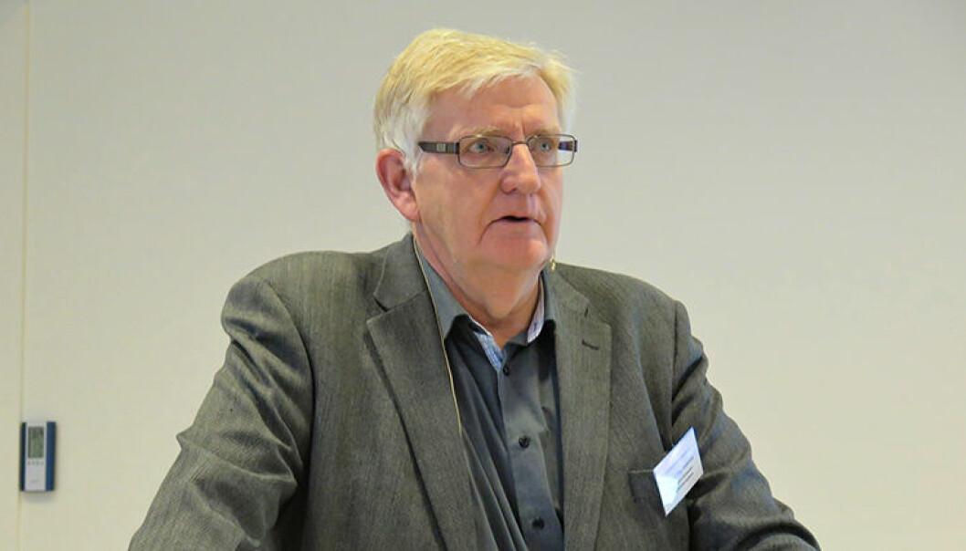 SAMARBEID: – I samarbeid med NHO vil vi derfor jobbe for å få til en landforeningløsning som er mer riktig for oss, sier daglig leder Frank Ivar Andersen i Byggmesterforbundet.