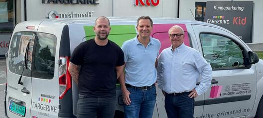 Håndverksgruppen utvider i Grimstad og Moss