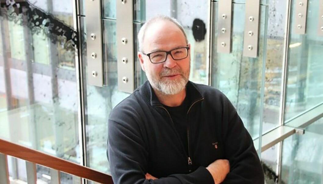 TRENGER KUNNSKAP: – Vi trenger kunnskap og erfaring for å utvikle utslippsfrie bygge- og anleggsplasser, sier Leegaard.